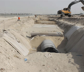 Water Pipeline Projects in UAE